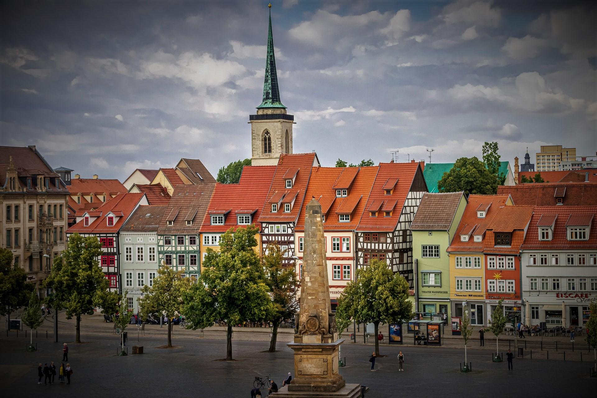Umzugsunternehmen München Erfurt Photo