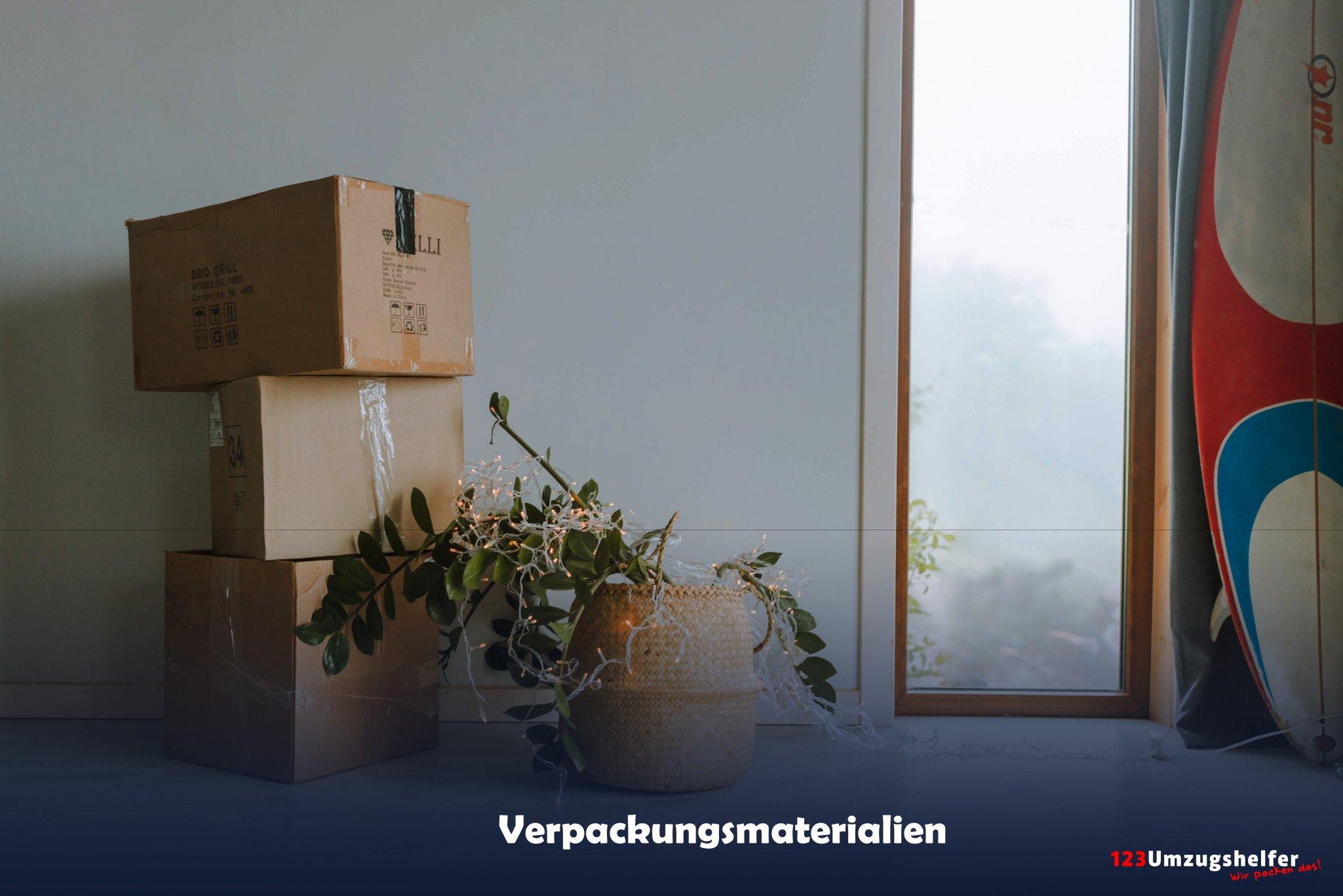 Verpackungsmaterialien Photo